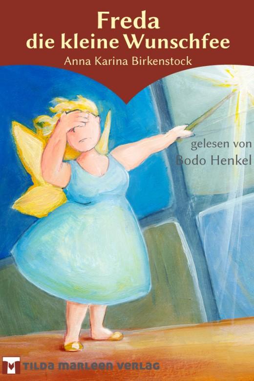 Freda die kleine Wunschfee - Cover