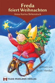 Freda feiert Weihnachten - Cover