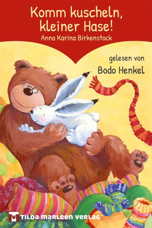 Komm kuscheln, kleiner Hase! - Cover