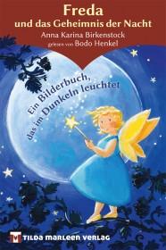Freda und das Geheimnis der Nacht - Cover