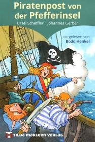 Piratenpost von der Pfefferinsel