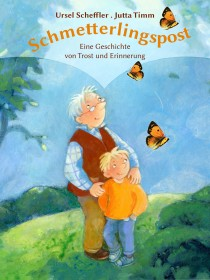 Schmetterlingspost - Cover