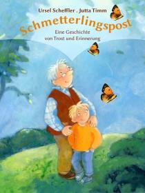 Schmetterlingspost - Cover