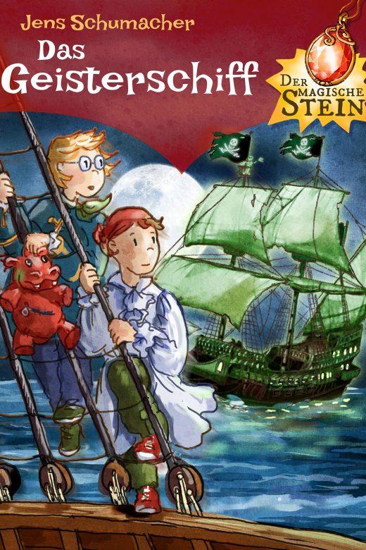 Der magische Stein - Das Geisterschiff - Cove