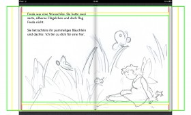 Freda die kleine Wunschfee - different aspect ratios for e-books